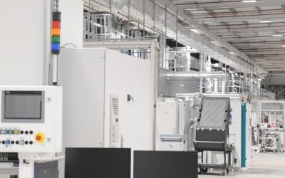 'Module and Pack' assembly line now operational at UKBIC