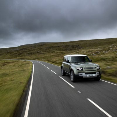 UKBIC in JLR Hydrogen-Powered Defender Fuel Cell project